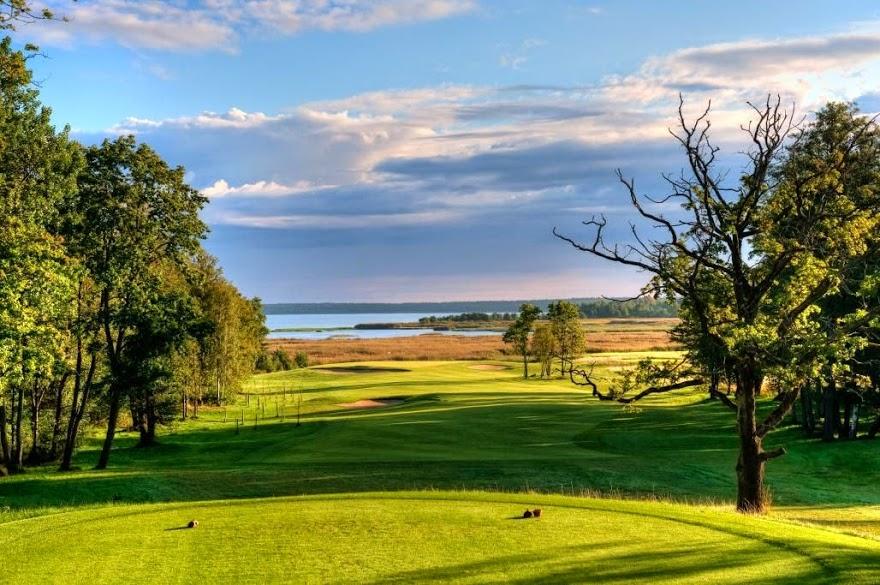 2016 Baltic Sea PerryGolf Cruise - Estonian Golf & Country Club - PerryGolf.com