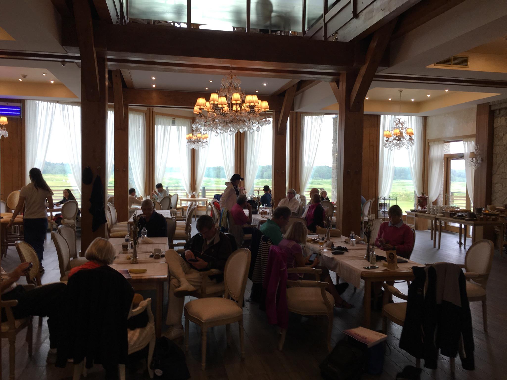 2016 Baltic Sea PerryGolf Cruise - Gorki Golf Club - PerryGolf.com