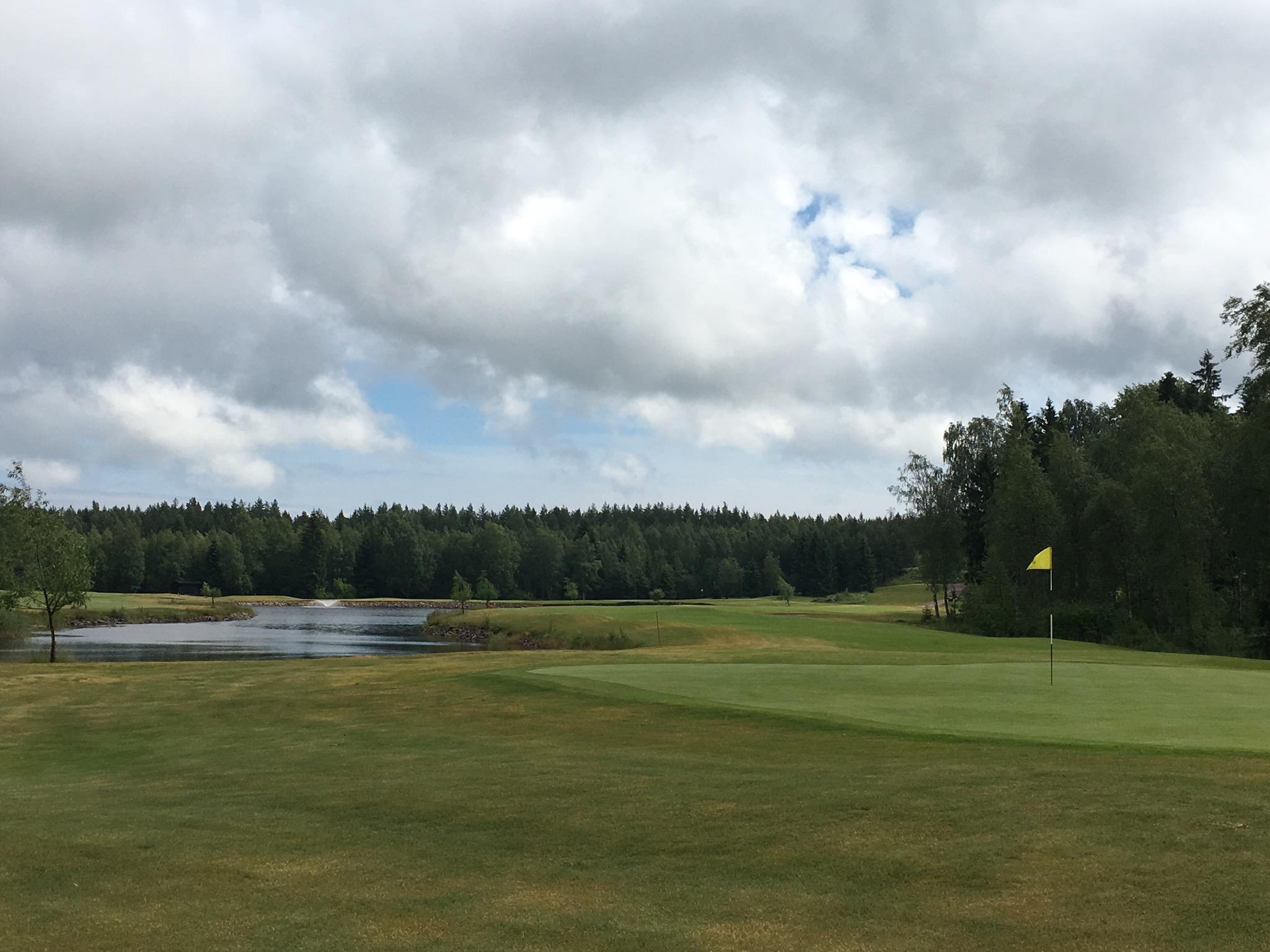2016 Baltic Sea PerryGolf Cruise - Hirsala Golf Club - PerryGolf.com
