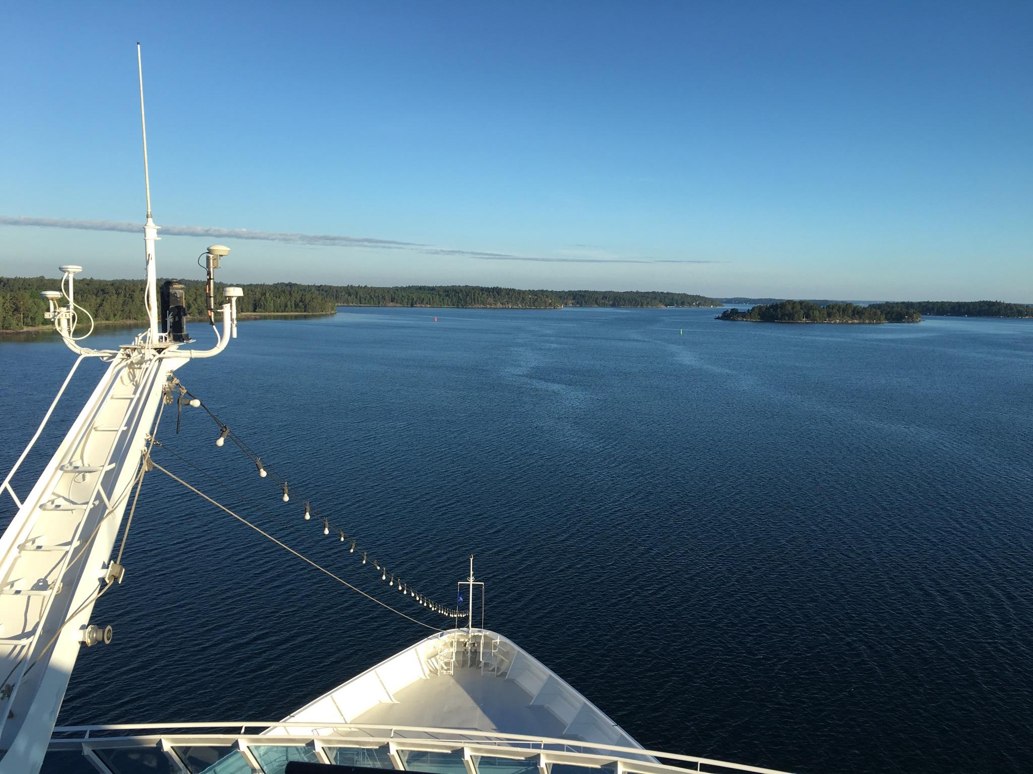 2016 Baltic Sea PerryGolf Cruise - Stockholm, Sweden - PerryGolf.com