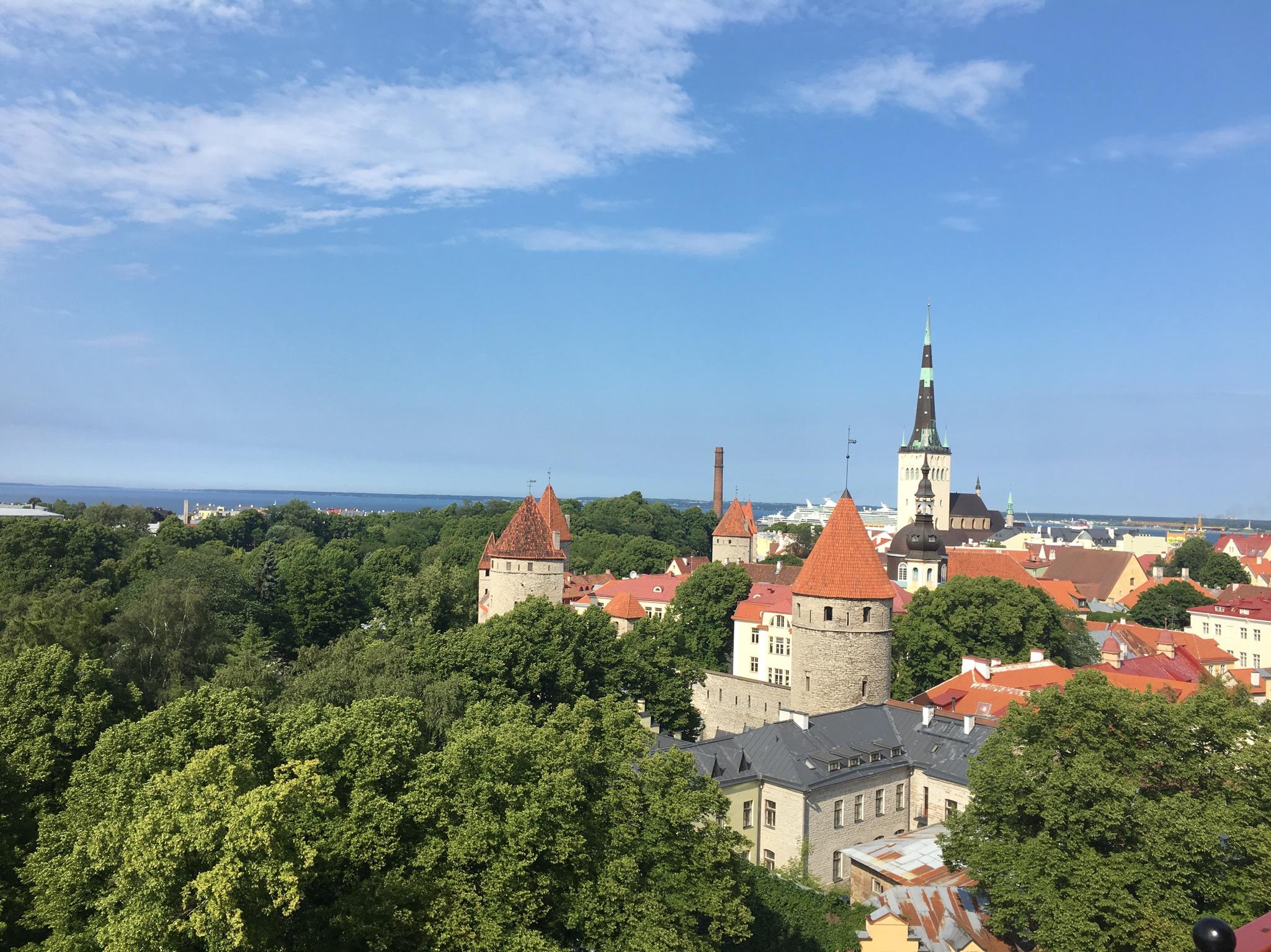 2016 Baltic Sea PerryGolf Cruise - Tallinn, Estonia - PerryGolf.com