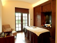 Treatment Room at the Spa