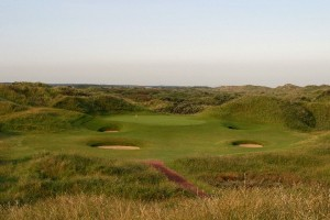 Royal Birkdale Golf Club:  No. 12, par 3, 183 yards.