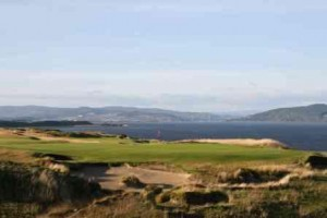 16th green kessock