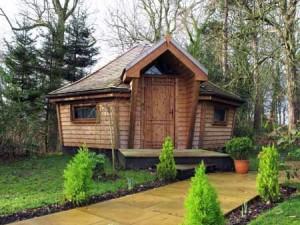 The Woodland Lodge at Enterkine House