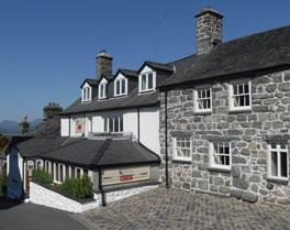 Castle Cottages Harlech