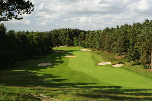 Old Course, Sunningdale Golf Club, England