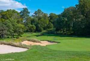 Merion Golf Club - Photography by L. C. Lambrecht