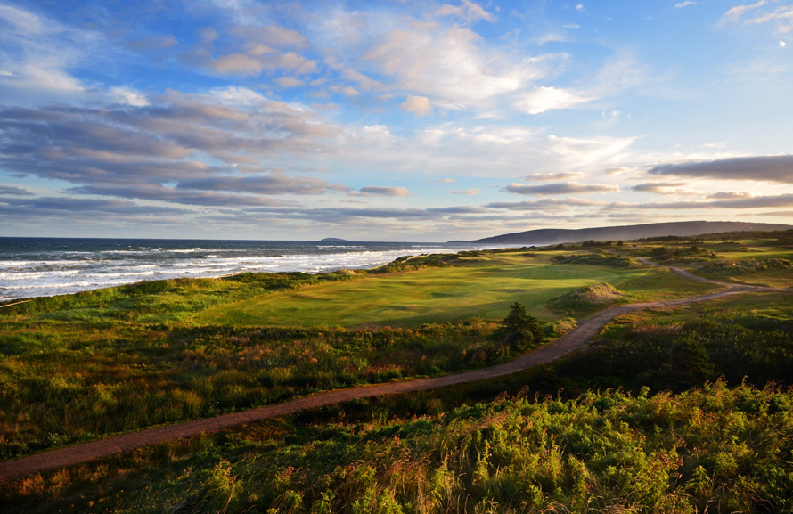 Cabot Links, Cape Breton Island, Canada