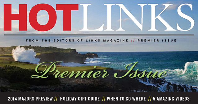 HOTLINKS: LINKS Magazine | PerryGolf