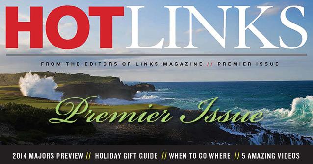 HOTLINKS: LINKS Magazine | PerryGolf