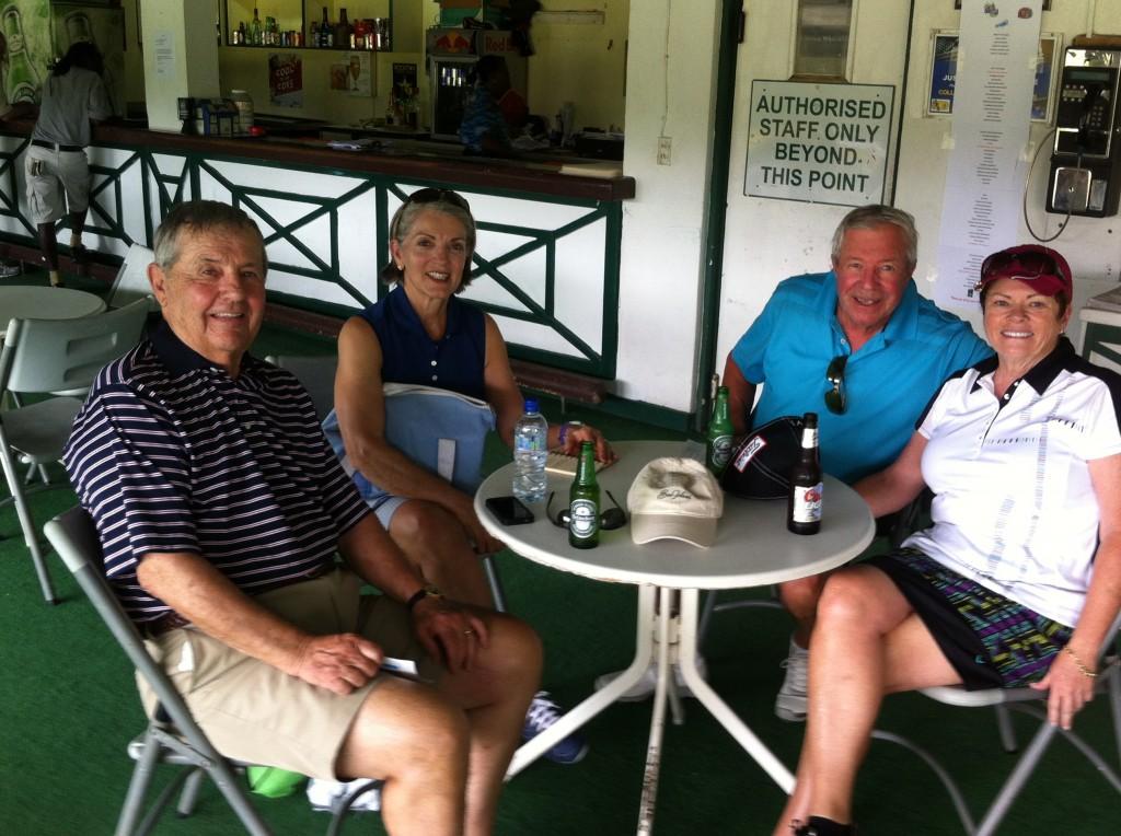 Beautiful day for golf at Cedar Valley Golf Club