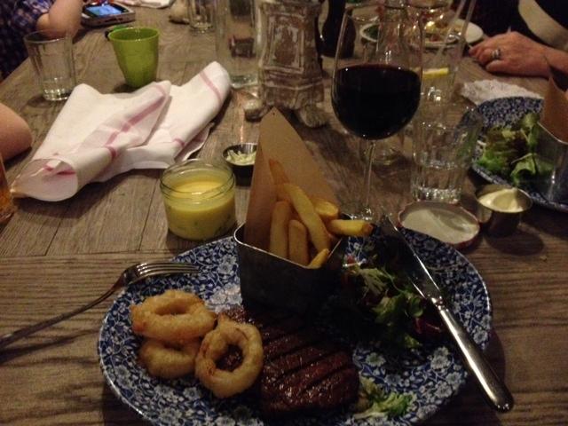 Restaurants in St Andrews, Scotland