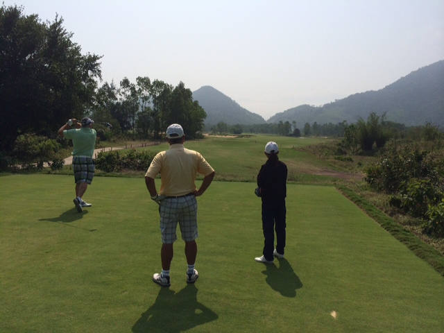 2014 Asian Golf Adventure with PerryGolf