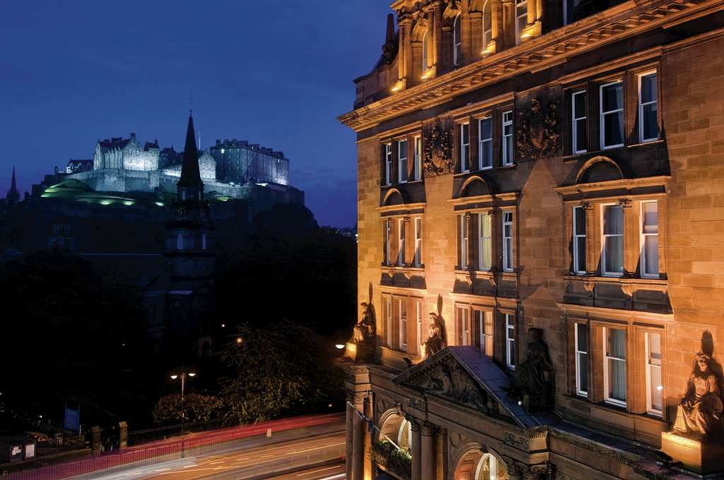 Luxury Hotel in Edinburgh, Scotland