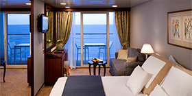Free Stateroom Upgrade ($1,000 Value)