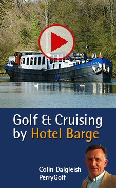 Golf Barging Cruises with PerryGolf