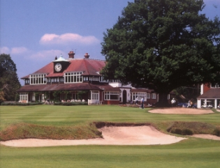 Golf Courses in Southeast England