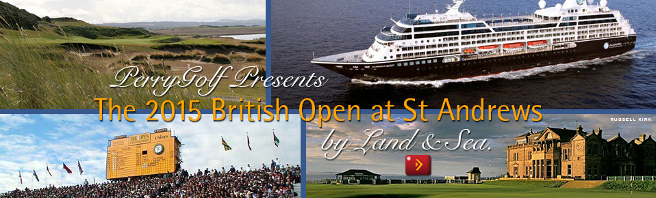 British Open Package at St Andrews - PerryGolf.com