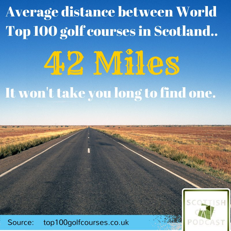 Golfing Opportunities are bountiful in Scotland