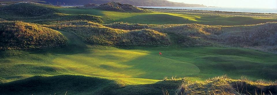 The Machrie Golf Links, Islay, Scotland