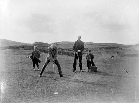 The Machrie Golf Links - #TBT