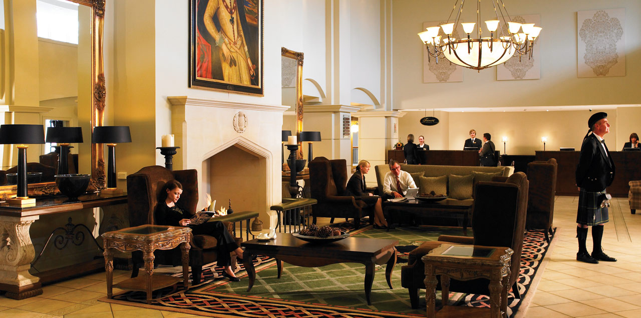Fairmont St Andrews Lobby