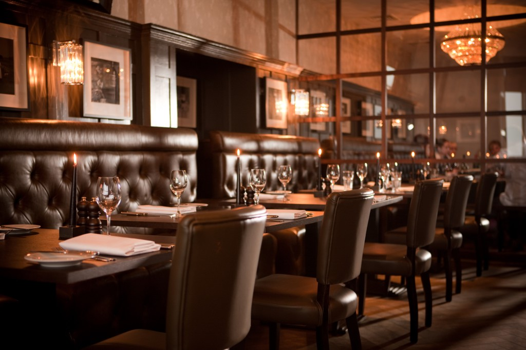 Bistro Private Dining Room - Private dining at Hotel du Vin St Andrews