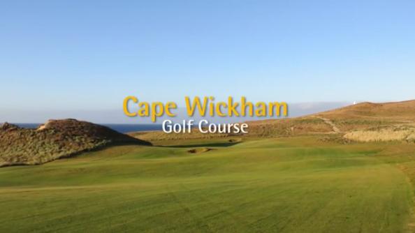 Cape Wickham Golf Course, King Island