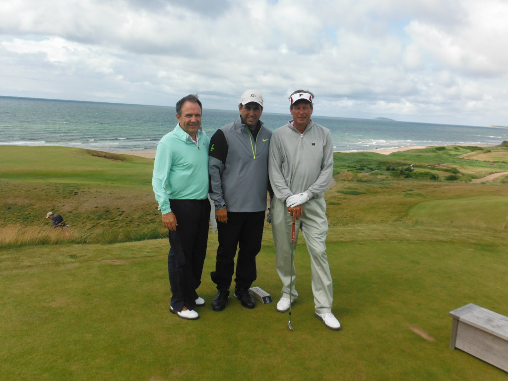 Cabot Links Hole 14 - Gordon Dalgleish