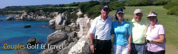 Couples Golf & Travel - PerryGolf.com