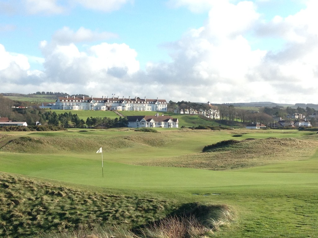 Trump Turnberry, a Luxury Collection Resort, Scotland via Harrison Gould - 7 NOV 2014