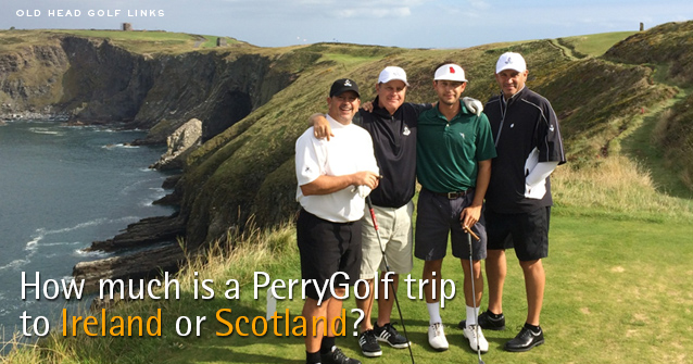 Get a custom quote for your golf trip - PerryGolf.com