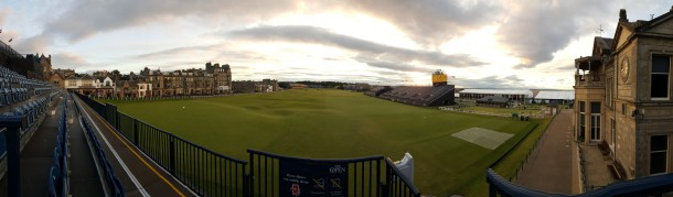 Old Course, St Andrews - 144th British Open venue