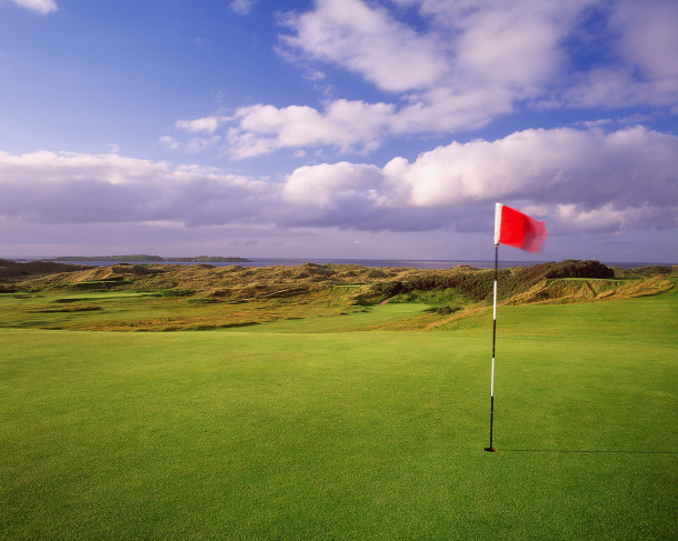 Royal Portrush Golf Club, Northern Ireland by Aidan Bradley - PerryGolf.com