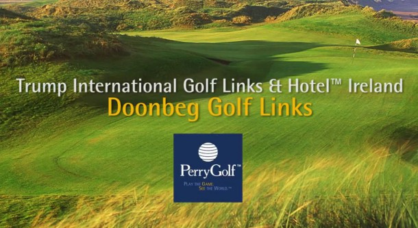 Trump International Golf Links & Hotel, Doonbeg, Ireland - PerryGolf.com