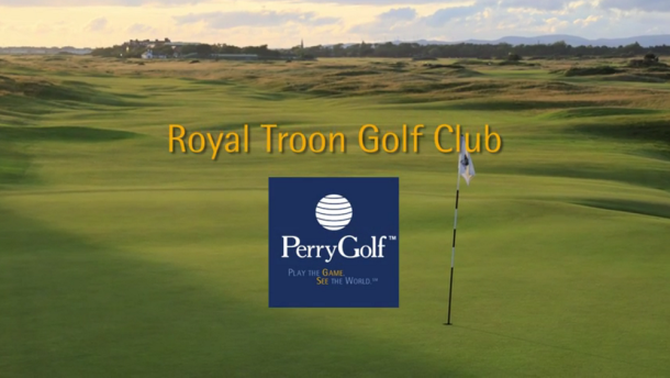 Royal Troon Golf Club, Ayrshire, Scotland