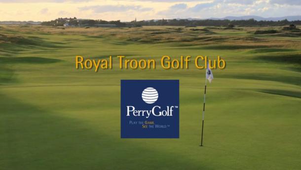 Royal Troon Golf Club, Ayrshire, Scotland