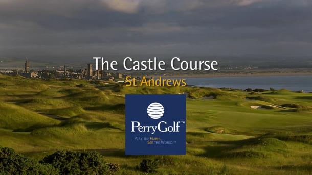 The Castle Course, St Andrews, Scotland