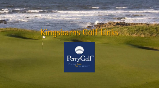 Kingsbarns Golf Links, Fife, Scotland