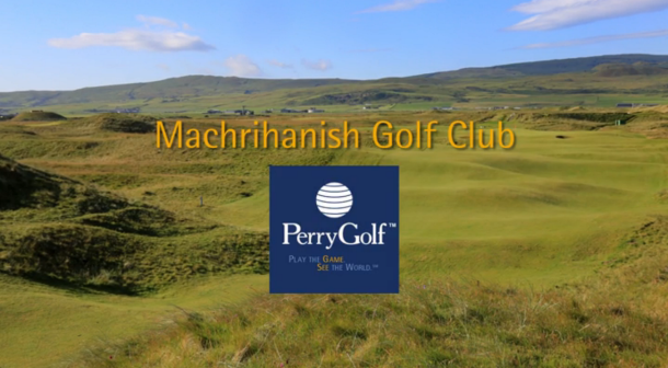 Machrihanish Golf Club, Campbeltown, Scotland