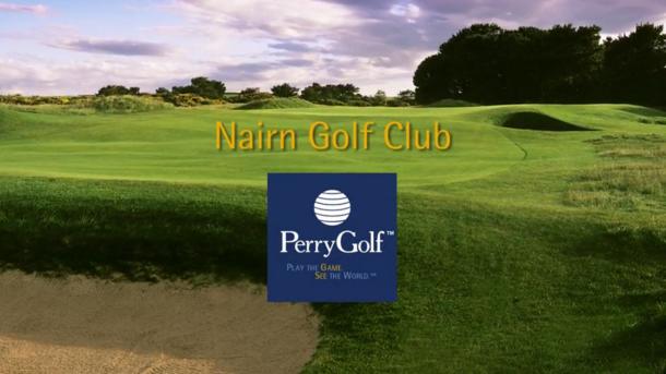 Nairn Golf Club, Nairn, Scotland
