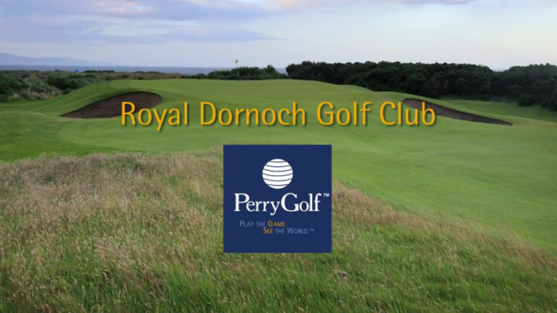 Royal Dornoch Golf Club, Sutherland, Scotland