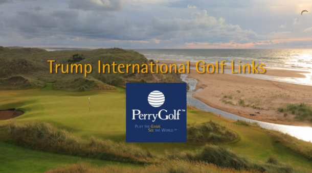 Trump International Golf Links, Aberdeen, Scotland