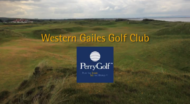 Western Gailes Golf Club, Irvine, North Ayrshire, Scotland