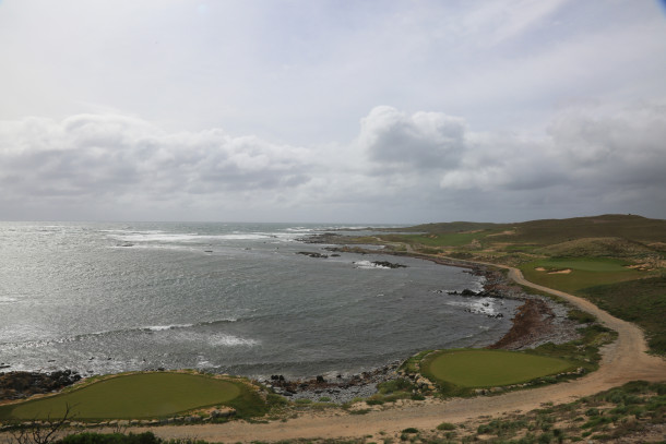 Ocean Dunes - King Island - PerryGolf.com