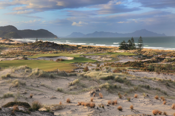 Tara Iti Golf Club, New Zealand - No. 17 - Photo by Gary Lisbon