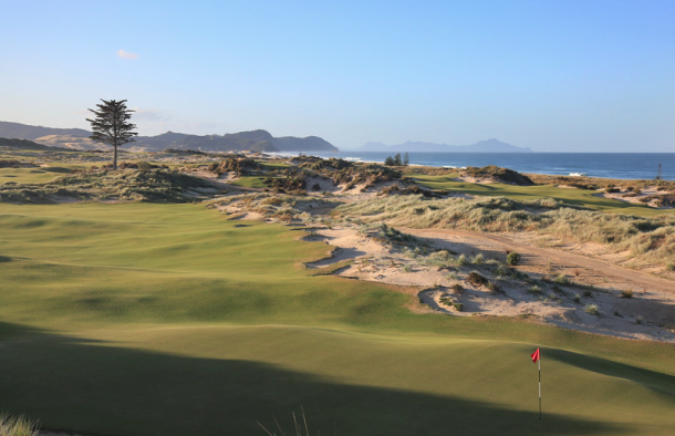Tara Iti Golf Club, New Zealand - No. 7 - Photo by Gary Lisbon