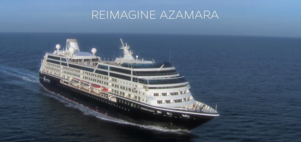 Reimagine Azamara with PerryGolf Cruising