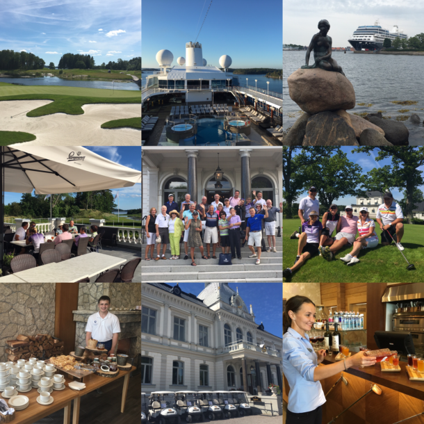 2016 Baltic Sea PerryGolf Cruise - PerryGolf.com